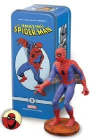 Marvel Classic Characters #1 Spider-man Statue Syroco Dark Horse Deluxe